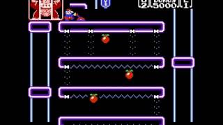 Donkey Kong Jr - Speed Run 7 - User video