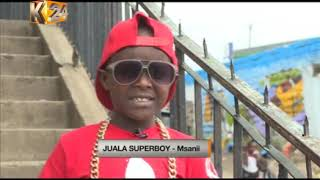 Ari na Ukakamavu : Mvulana wa miaka 6 anayebobea kwenye muziki wa kufoka