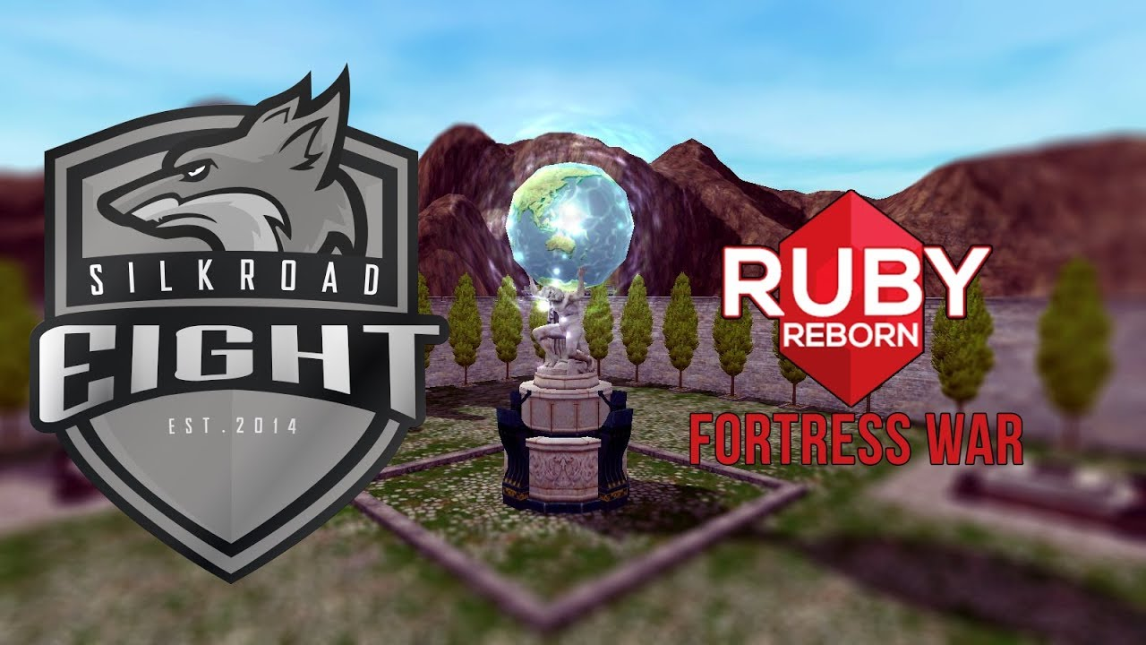 [Ruby Reborn] EIGHT vs Futuristic / EternalGlory - Constantinople Fortress War #3