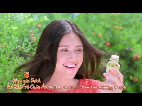 Quảng cáo nước Sơ ri Vfresh Vinamilk – Giàu Vitamin C tự nhiên, cho da khỏe đẹp