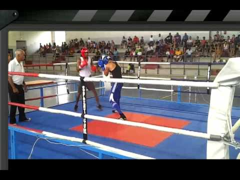 Sport de combat a la reunion