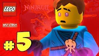 LEGO NINJAGO WU-CRU Walkthrough Part 5 - RESCUE OF JAY