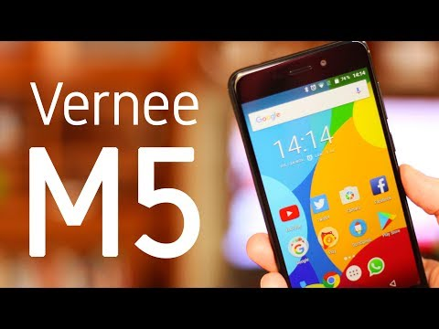Vernee M5, the BEST smartphone for 100 EUROS?