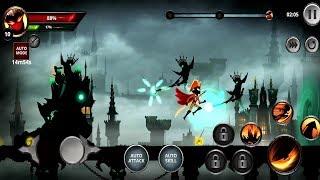 Stickman Legends: Shadow War Offline Fighting Game Android Gameplay