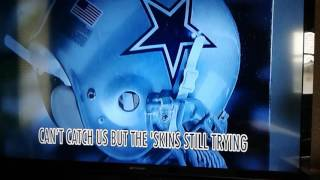 Funny How `Bout Them Cowboys song
