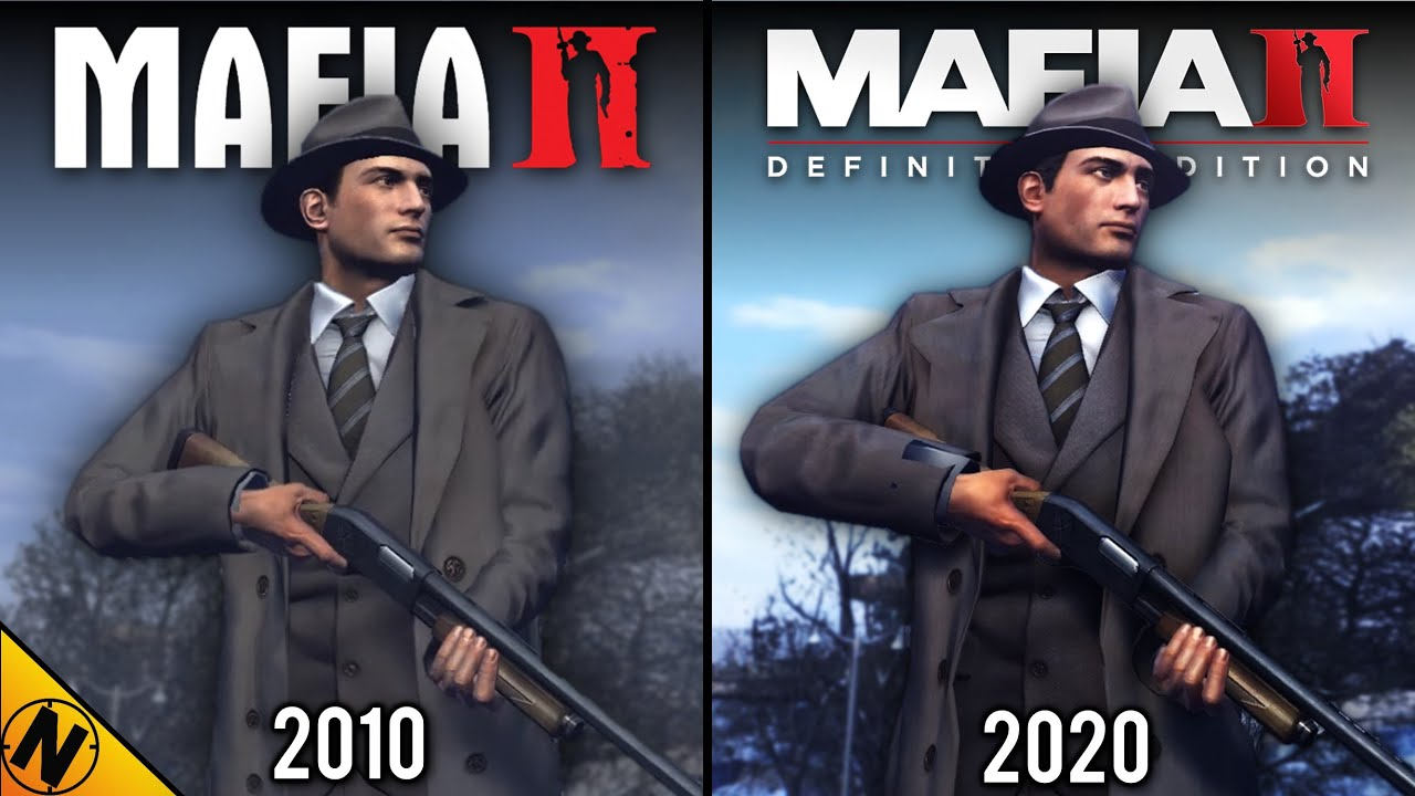 Купить Mafia II Definitive Edition