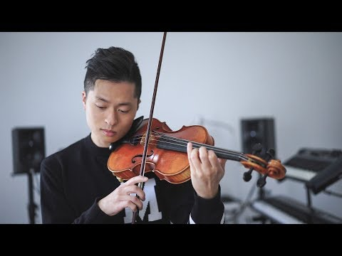 Never Be the Same - Camila Cabello - Violin cover by Daniel Jang