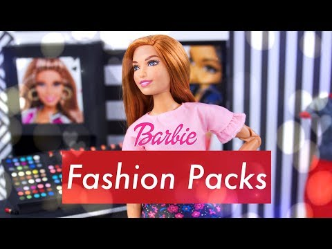 Unbox Daily: Barbie Fashion Packs Haul | ALL NEW Fashion and Accessories