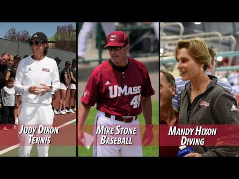 Gen: UMass Athletics Retiring Coaches Dedication