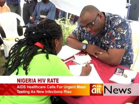 AIDS HEALTHCARE FOUNDATION NIGERIA HOLDS FREE  HIV TESTING TO BRIDGE GAP