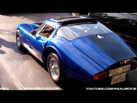 RARE Car: Marcos 1600 GT