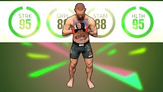 Facing The Absolute BEST Conor McGregor Player In EA UFC 3!