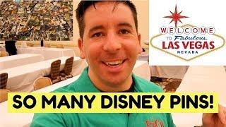 DISNEY PIN TRADING IN VEGAS!?! | PinCon World 2018 - Part 1 Video