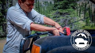 Overland Bound Review: Battery Jump Starter Noco GB70