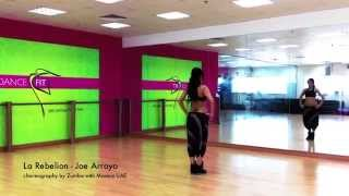 La rebelión, Joe Arroyo Choreo by Zumba with Monica UAE