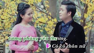 [Karaoke - Beat Gốc] Ngày Xuân Tái Ngộ - Thiên Quang ft Quỳnh Trang
