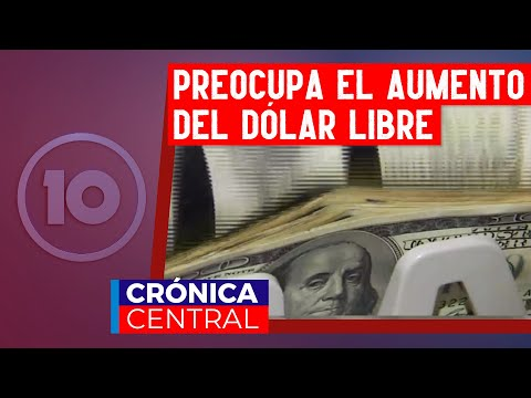 El dólar libre sigue subiendo y el Gobierno no le encuentra la vuelta
