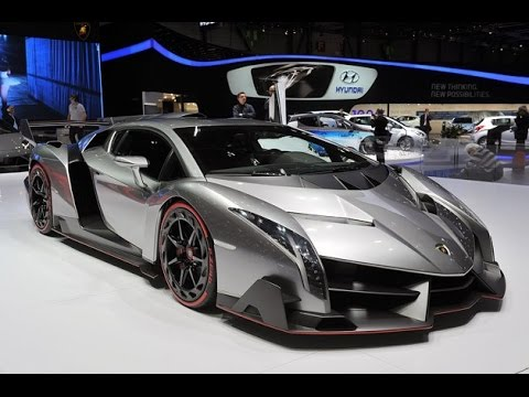 Best Performance All New Cars 2017 Lamborghini Veneno First Drive Review