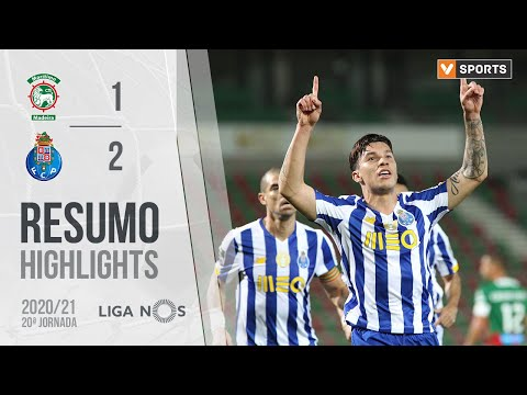 Maritimo FC Porto Goals And Highlights