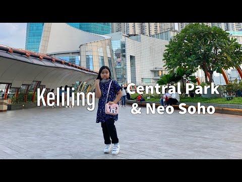 Jalan dari Central Park ke Neo Soho