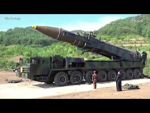 Scare North Korea  using Ballistic missile launch shocks world HD 2017