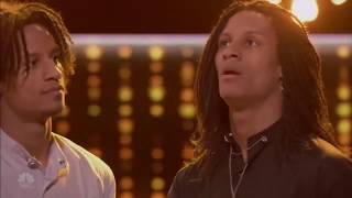 world of dance 2017 les twins vs kyle van newkirk duel comments and result