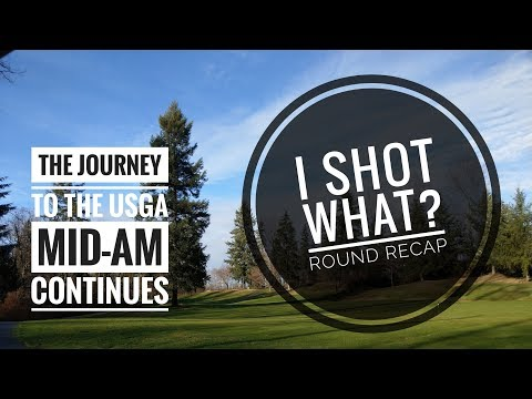 Pro Golf Series: Tournament #1 Recap - White Horse Golf Club