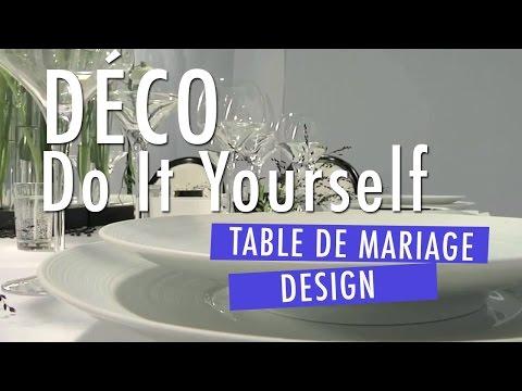 Déco Table Mariage : Idée et modèle Design