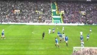 One Neil Lennon - Celtic 3 Rangers 0 20/2/11
