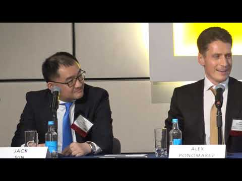 2019 Hong Kong Maritime Forum - Private Equity & Alternative Finance - Role in Shipping Today