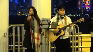 方皓玟-你是你本身的傳奇 (cover by LoseWing) @TST Pier Busking