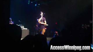 J. Cole - I Get Up/Premeditated Murder/Cheer Up (Live in Winnipeg)