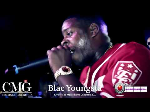 Blac Youngsta @ the Music Farm Columbia S C