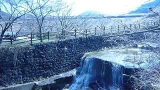 山の田水源地