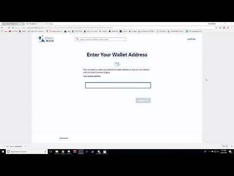 Quick and Easy Tutorial using Primablock for ICO Pools