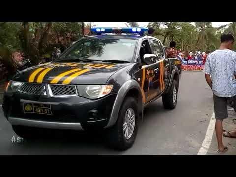 Awas Bikin Bising!! Bunyi Sirine Mobil Polisi | Mainan Si Nabil #1