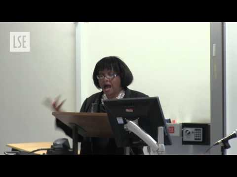 Diane Abbott on London: A Tale of Two Cities