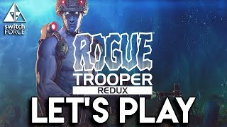 Rogue Trooper Redux Switch Gameplay Let