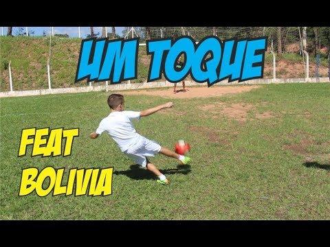 DESAFIO DO UM TOQUE feat Bolivia do Segue o Jogo
