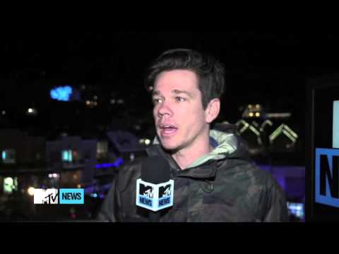Nate Ruess Calls Pink's 'Just Give Me A Reason' - MTV