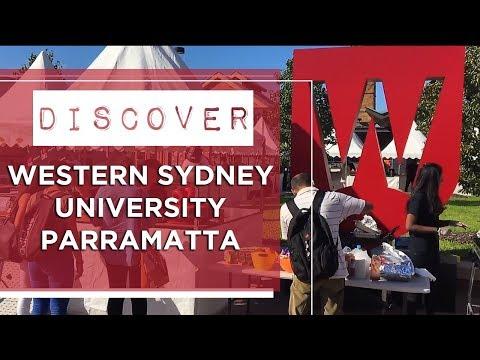 Discover Western Sydney University - Parramatta Campus
