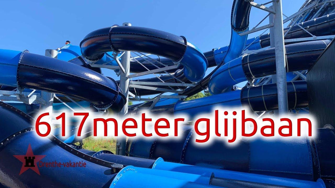 Hof Van Saksen Glijbaan.Saltato Opening De Langste Trechter Glijbaan Van De Wereld