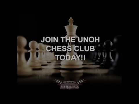 Join UNOH Chess Club!!