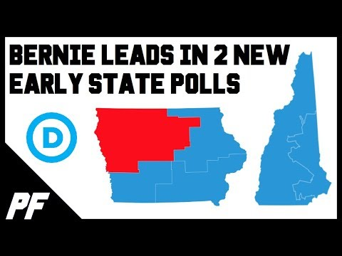 Pete Buttigieg surges to top of new poll in Iowa in Democratic race ...