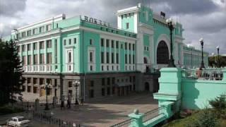 Песня 90 лет Новосибирску Новосибирск Энвир