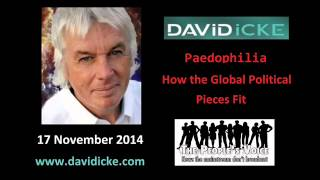 """David Icke - Paedophilia """"How the Global Pieces Fit"""" - 17 Nov 2014"""