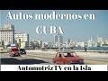 Autos modernos en Cuba. ?? Reportaje.