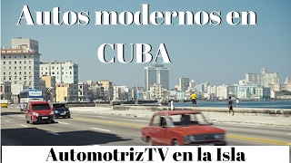 Autos modernos en Cuba. 🌴 Reportaje.
