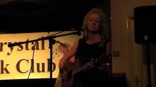Down Under by Sue Stevens at Crystal Folk Club 8.9.17