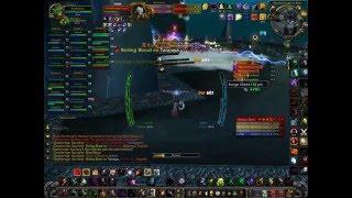 Affliction Warlock - ICC 25Man Heroic Deathbringer Saurfang Kill HD - Odissey Hellfire EU